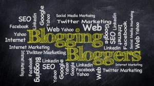 Blogging Helps With SEO
