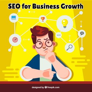 SEO in Washington DC picture of Business Growth